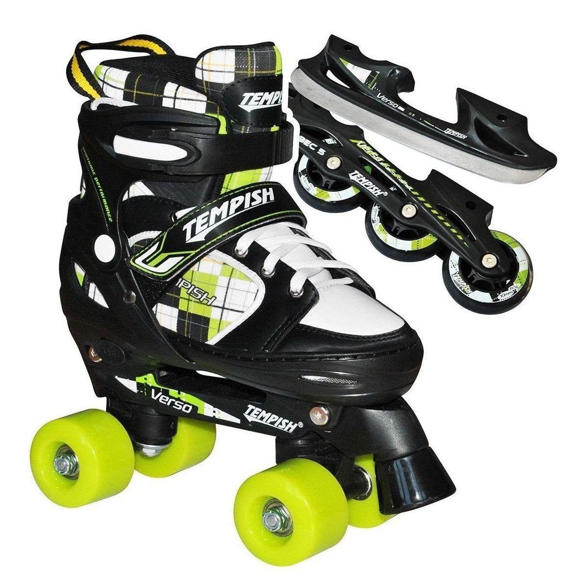 patines hockey tempish 3 en 1