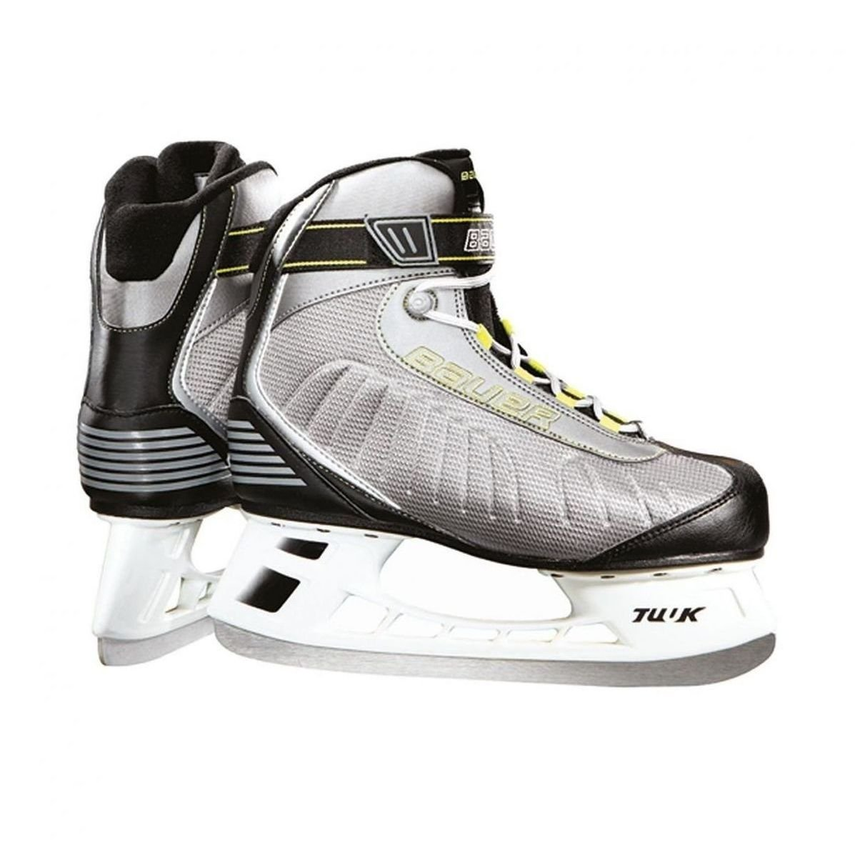 patines sobre hielo bauer fast